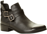 Oxford Bessie Leather Boots