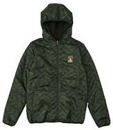 O'Neill Jackets Lb Reversible Sherpa Jacket - Forest Night