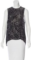 Roseanna Devoré Sleeveless Top w/ Tags