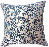 EuropaTex Coral Throw Pillow