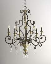 Quoizel Treviso 9-Light Chandelier