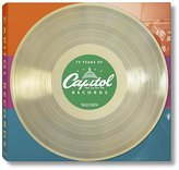 Crate & Barrel 75 Years of Capitol Records Book