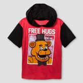 Five Nights at Freddy Boys' Five Nights At Freddy's T-Shirt - Red