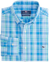 Vineyard Vines New Providence Plaid Classic Tucker Shirt