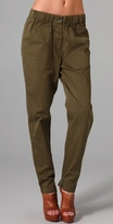 Patterson J. Kincaid Alexander Twill High Rise Pants