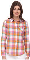 U.S. Polo Assn. Long Sleeve Plaid Shirt