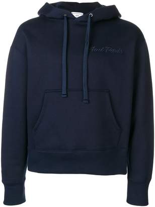Ami Hoodie With Paris Embroidery