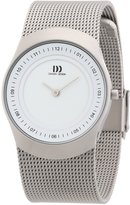 Danish Designs Danish Design Women's Quartz Watch 3324490 3324490 with Metal Strap