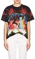 R 13 Women's Metallica Cotton Jersey T-Shirt