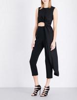 Roksanda Stretch-crepe jumpsuit