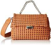 Silvian Heach Women's Exalat Cross-Body Bag brown