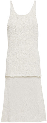 J.W.Anderson Layered Crochet-knit Dress