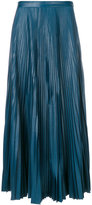 Golden Goose Deluxe Brand pleated midi skirt - women - Polyester - S