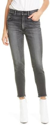 Moussy Westcliffe High Waist Skinny Jeans
