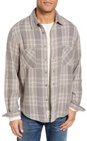 Schott NYC Men's Plaid Flannel Shirt