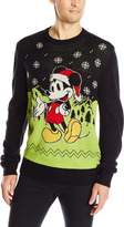 Disney Men's Holiday Mouse Sweater