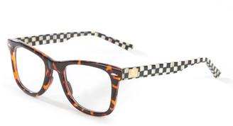 Mackenzie Childs Nina Tortoise Readers, +1.50