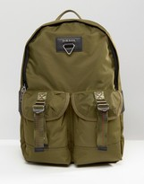 Diesel Military Backpack Green