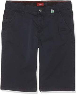 S'Oliver Boys' 61.904.74.5931 Trousers, (Dark Blue 5874), (Size: /Big)
