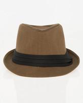 Le Château Cotton Fedora Hat