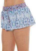 Seafolly Girls Boho Tile Boardshort