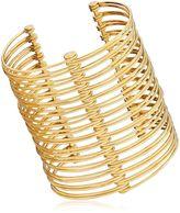 Reminiscence Ebony Cuff Bracelet