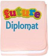 CafePress - Future Diplomat - Baby Blanket, Super Soft Newborn Swaddle