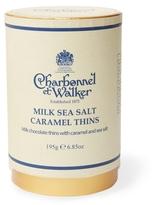 Charbonnel et Walker Milk Sea Salt Caramel Thins