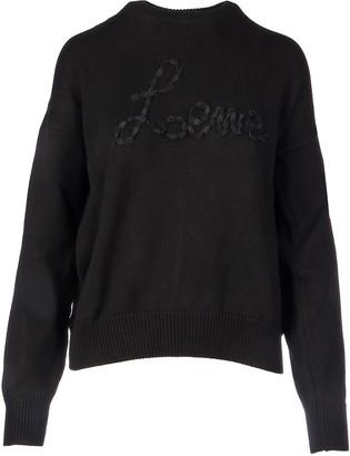 Loewe Stitch Sweater