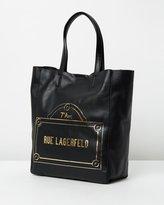 Karl Lagerfeld Rue Lagerfeld Shopper
