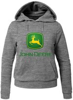 John Deere Printed For Ladies Womens Hoodies Sweatshirts Pullover Tops