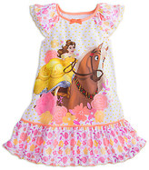 Disney Belle and Philippe Nightshirt for Girls