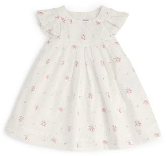 Tartine et Chocolat Cotton Floral Dress