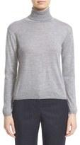 Eleventy Women's Merino Wool & Silk Turtleneck Sweater