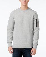Tommy Hilfiger Men's Sid Fleece Crew Neck Sweatshirt