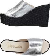 Espadrilles Sandals - Item 11378936
