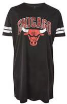 Chicago Bulls T-Shirt Dress by UNK X Topshop