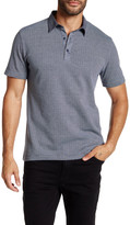 Smash Wear Short Sleeve Thin Stripe Polo