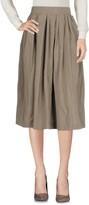 Fabiana Filippi 3/4 length skirts