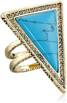 House Of Harlow Triangle Theorem Ring