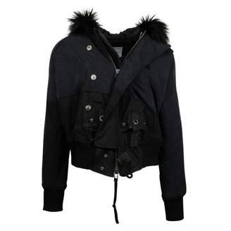 Greg Lauren Black Synthetic Coats