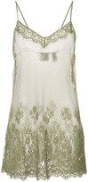 Fenty X Puma floral mesh sleepwear teddy