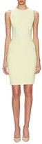 Narciso Rodriguez Solid Sheath Dress