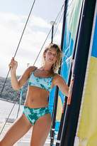 Frankie's Bikinis Gio Tie Dye Bikini Bottoms by Frankies Bikinis at Free People, Emerald Tie Dye, S