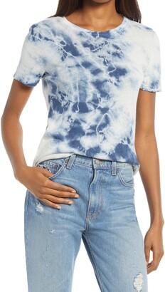 Faherty Didion Tie Dye T-Shirt