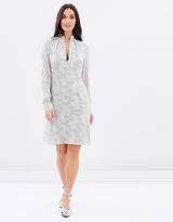 Cooper St Velvet Blooms Dress