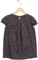 Bonpoint Girls' Printed Shift Dress