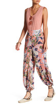 Free People Print Balloon Pant