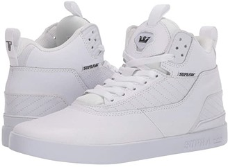 Supra Penny Pro (White/White) Men's Shoes