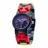 Lego Star Wars Unisex Black Strap Watch-8020813